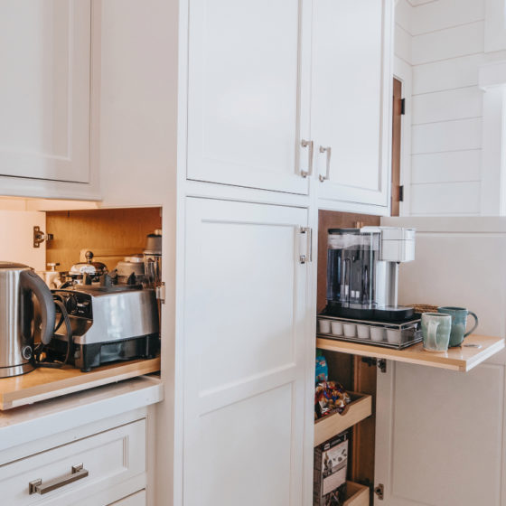 miejsce w kuchni