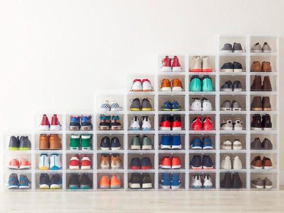 przechowywanie butów
